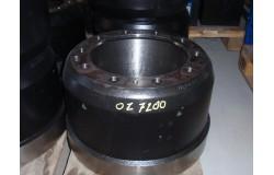 Jarrurumpu SISU taka 210mm